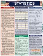 Statistics - QuickStudy Guide