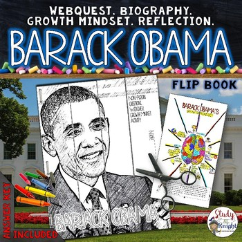 BARACK OBAMA BLACK HISTORY MONTH ACTIVITY,... by Danielle ...