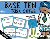 BASE TEN Task Cards {Hundreds}