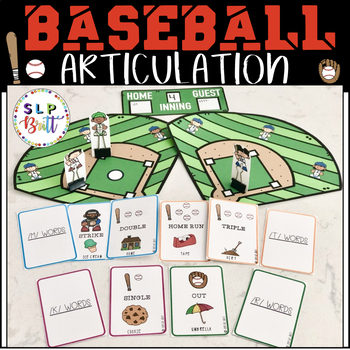 BASEBALL ARTICULATION (SPEECH & LANGUAGE THERAPY)