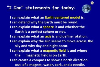BASIC ASTRONOMY - Middle Sch - 6 wks - OPEN AND TEACH! Ch4, Sec1 SMART Notebook