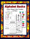 BASIC Alphabet Curriculum - Letter Q - Preschool Introduct