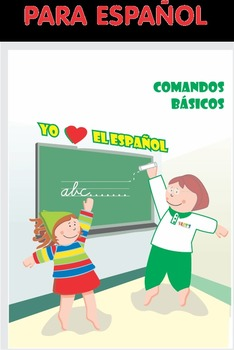 BASIC COMMANDS FOR SPANISH