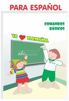 BASIC COMMANDS FOR SPANISH