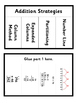 BASIC FACT STRATEGY FLIP BOOKS