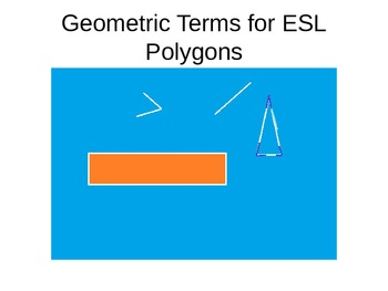 Math, Differentiated - Polygons for Grades 5 to 8