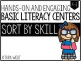 BASIC Literacy Centers: Sort it Out