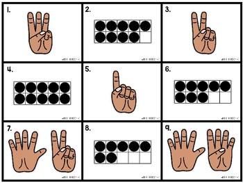 BASIC Math Centers: Write the Room