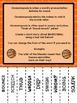 BASKETBALL Onomatopoeia Tear-Tab Activity