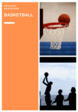 P.E. BASKETBALL UNITS OF WORK, LESSONS, ASSESSMENTS & STUDENT CHECKLISTS (3 - 6)