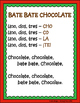 BATE BATE CHOCOLATE - song, recipe, activities