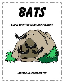 BATS Clip It Cards and Counting