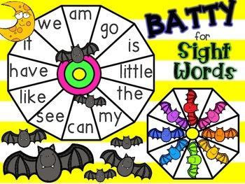 BATS: Literacy, Math, and Comprehension Activities