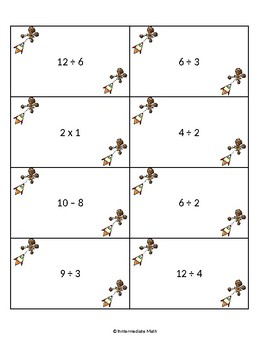 BATTLE: Addition, Subtraction, Multiplication, and Division