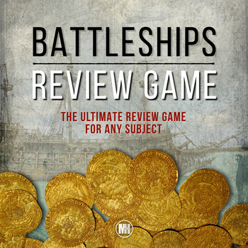 BATTLESHIPS REVIEW GAME: For Any Subject