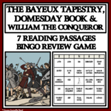 BAYEUX TAPESTRY AND WILLIAM THE CONQUEROR - Reading Passag