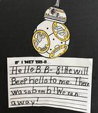 BB-8 Star Wars journal
