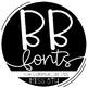 BB Fonts- Volume 9