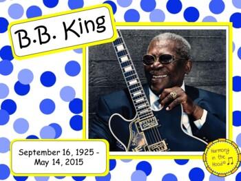 B.B. King: Musician in the Spotlight
