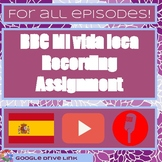 BBC Mi vida loca: Recording assignment
