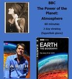 Atmosphere: BBC The Power (hyperlink) worksheet Layers, Human Impact, Methane