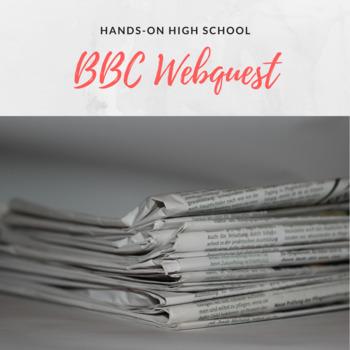 BBC Webquest