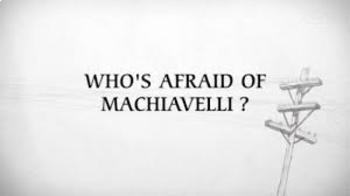 BBC Who's Afraid of Machiavelli? (Bio & The Prince Analysis) Questions & Key