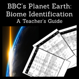 BBC's Planet Earth: Biome and Ecosystem Identification Guide (Netflix Guide)