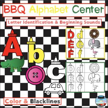 BBQ Alphabet Center