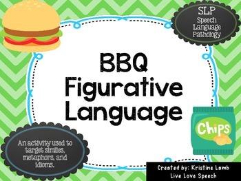 BBQ Figurative Language