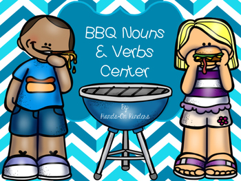 BBQ Noun & Verb Center