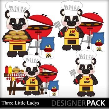BBQ Pandas