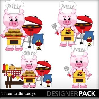 BBQ Piggies