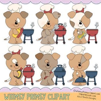 BBQ Pooch - Puppy