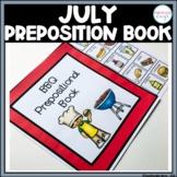 BBQ Prepositional Book