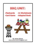 BBQ Unit for Kids with Autism
