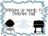 BBQing Up Words To Describe Dad