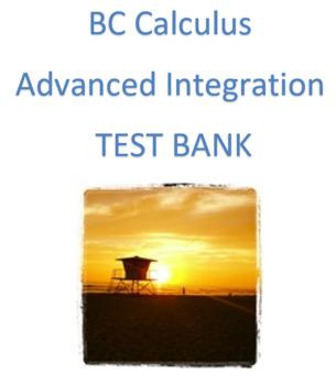 BC Calculus- Advanced Integration