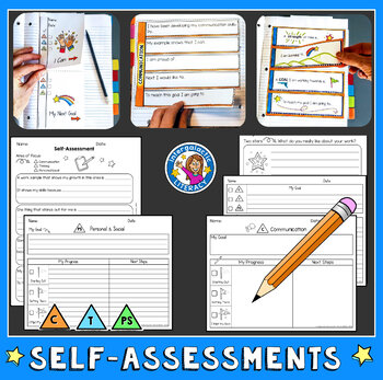 BC Core Competencies - Activities & Self-Assessment (K-7)