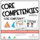 B.C. Core Competencies Posters
