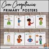BC Core Competencies - Primary Posters