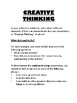 BC Core Competencies Self-Assessment Reflection Journal (Middle School)