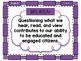 BC Curriculum Big Ideas: Grade 5
