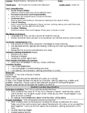 BC Redesigned Curriculum Shared Reading Grade 1/2 Lesson Plan