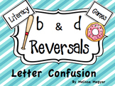 b d Confusion - Letter Reversals