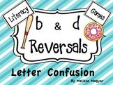 b d Confusion - Letter Reversals