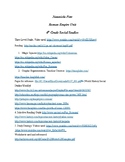 BDA Lesson Plan Packet Rome