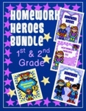 HOMEWORK SUPERHERO BUNDLE