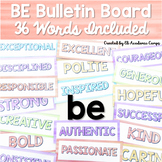 BE Bulletin Board Kit for Middle School