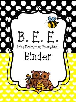 B.E. E. Binder